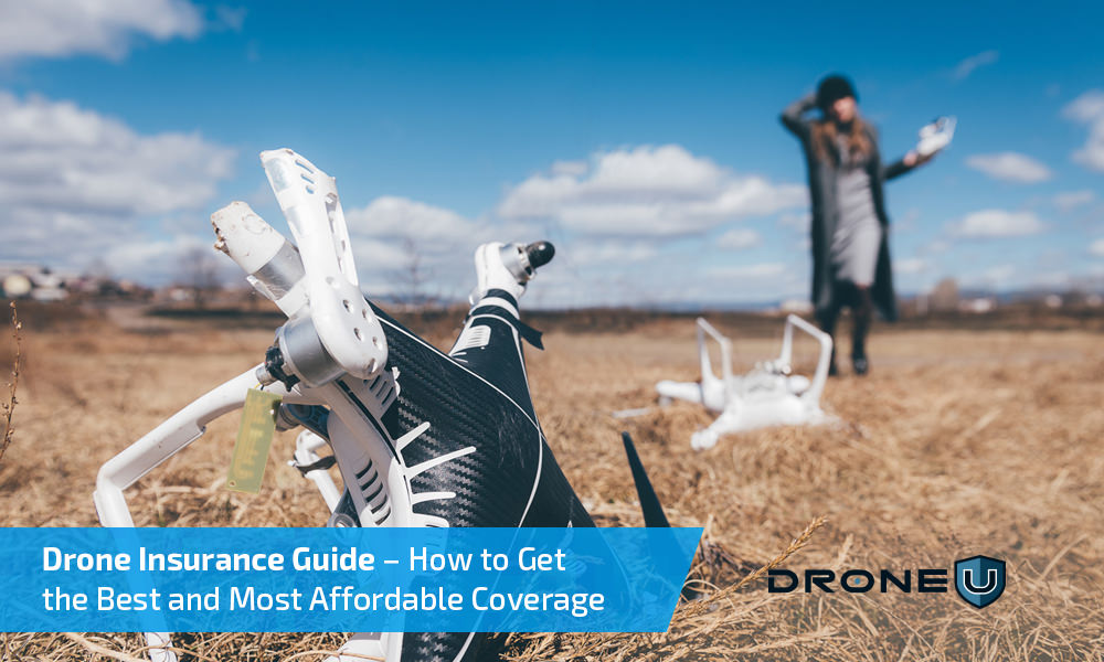 Drone Insurance FAQ's – How to Get the Best and Most Affordable Coverage