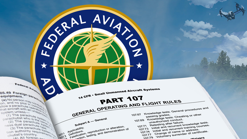 Drone Pilot License Guide, A Step-by-Step Guide to FAA Part 107