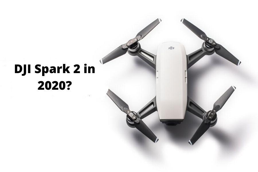 DJI Spark 2 in 2020