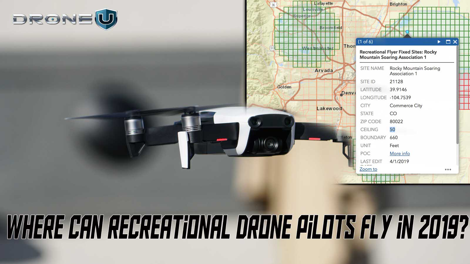 New FAA Drone Rules for Hobby Pilots - Drone U™