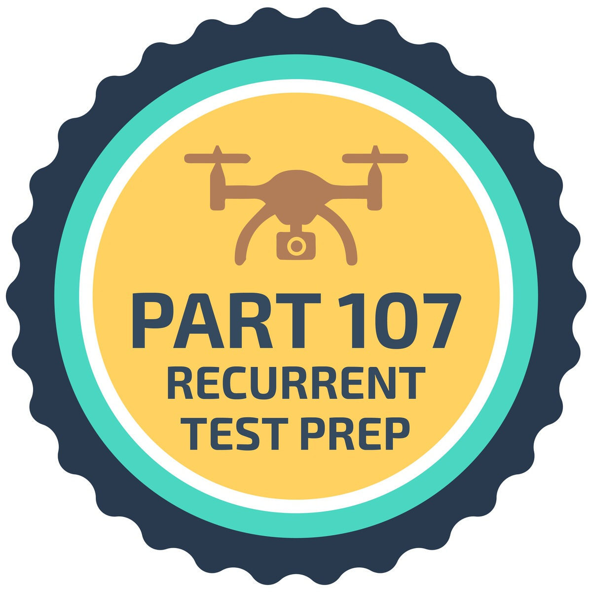 Part 107 Recurrent Test Prep