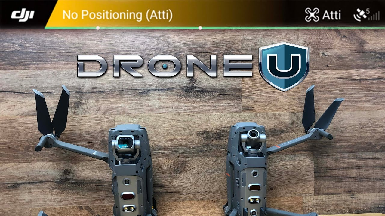 Mavic 2 Pro Hack | How to Switch to Atti Mode in 5 Steps