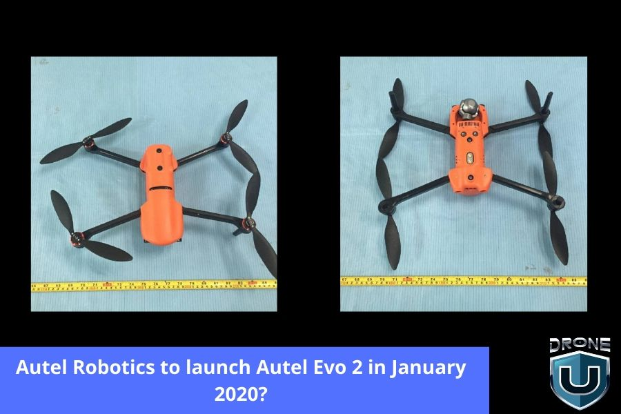 Autel Evo 2 in January 2020