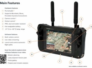 skynav remote features