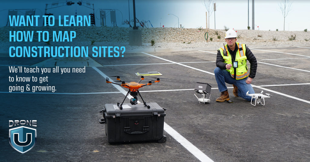 learn drone mapping