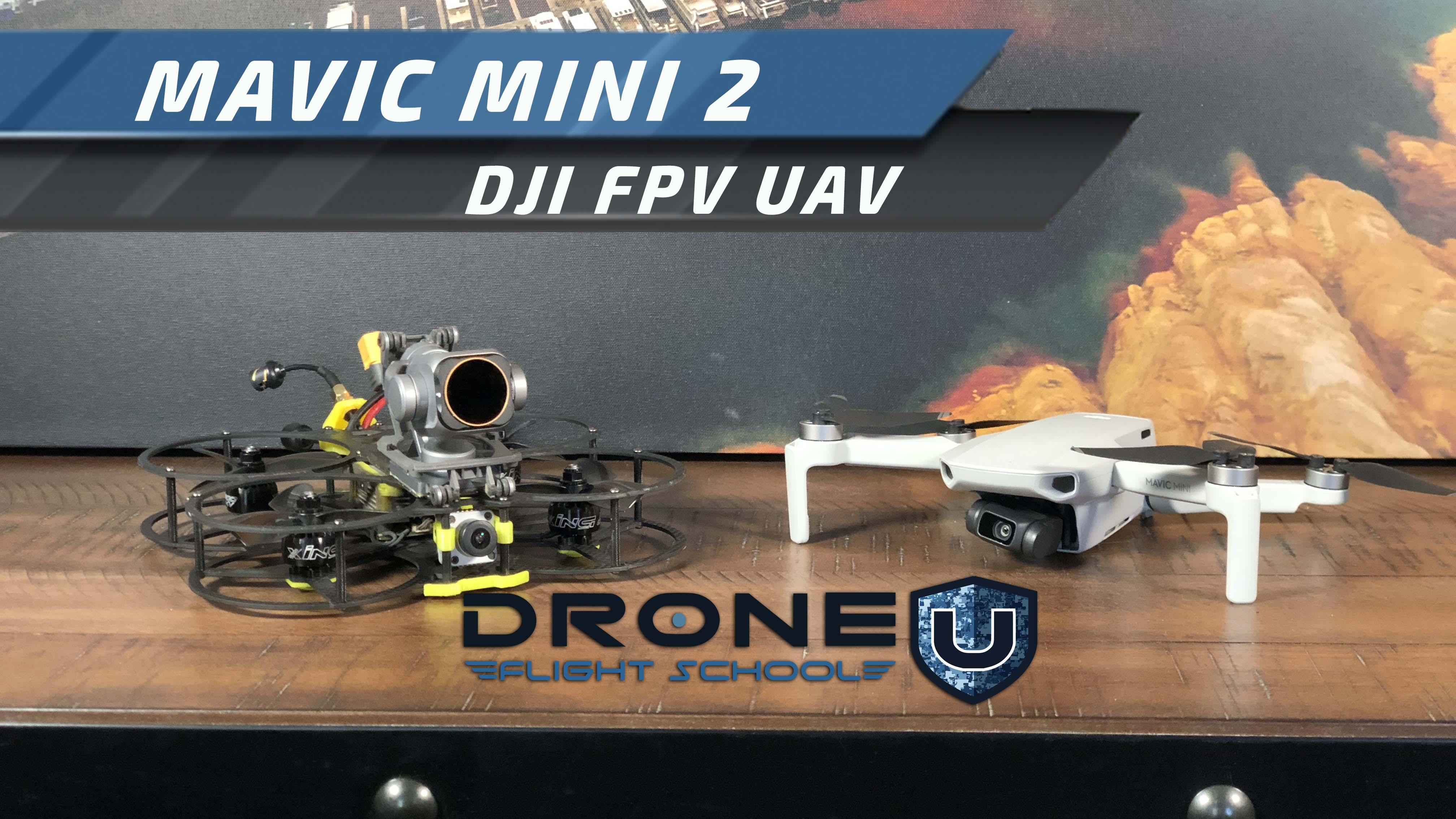 Dji To Launch Mavic Mini 2 Fpv Drone Drone U
