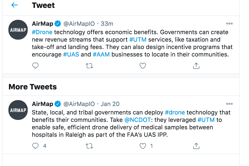 don't use airmap they tax drone pilots