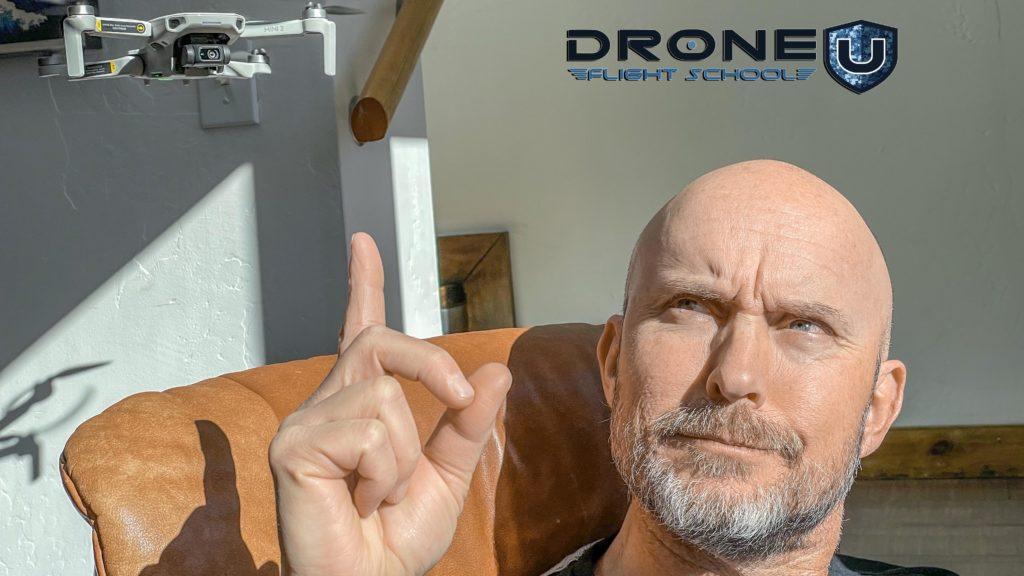mini 2 construction drones
