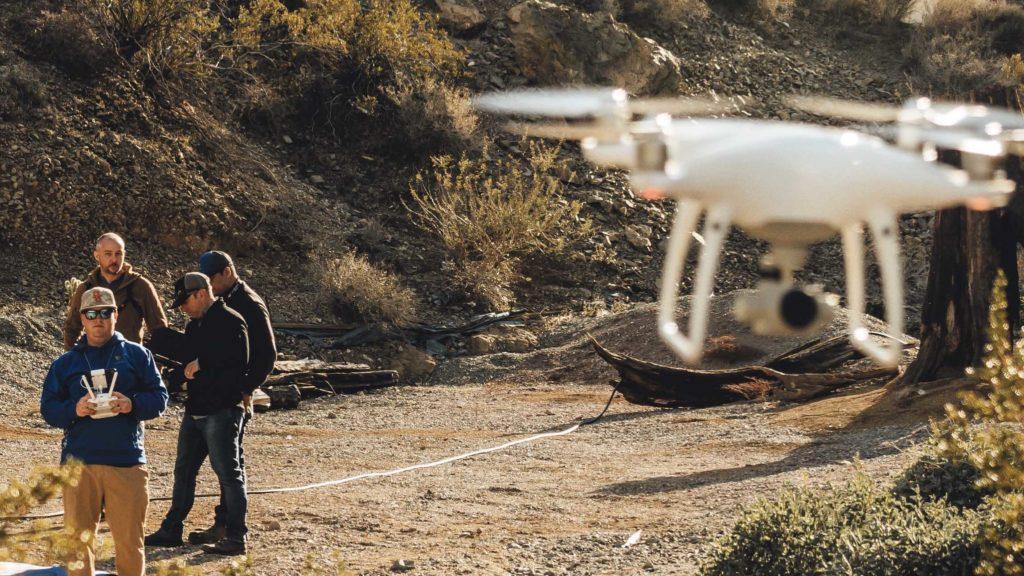 phantom best construction drone of 2021