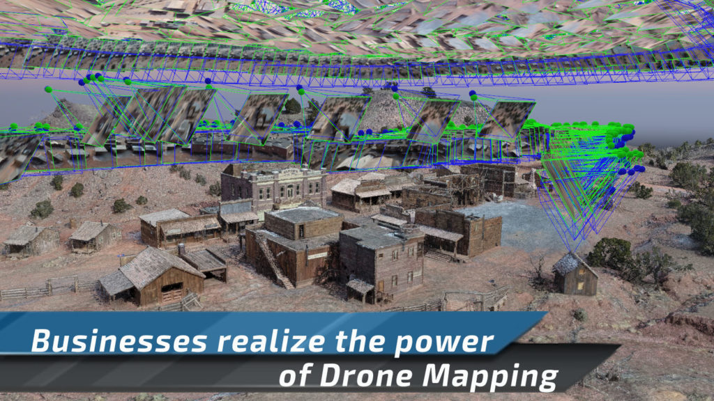 2021 construction drone mapping