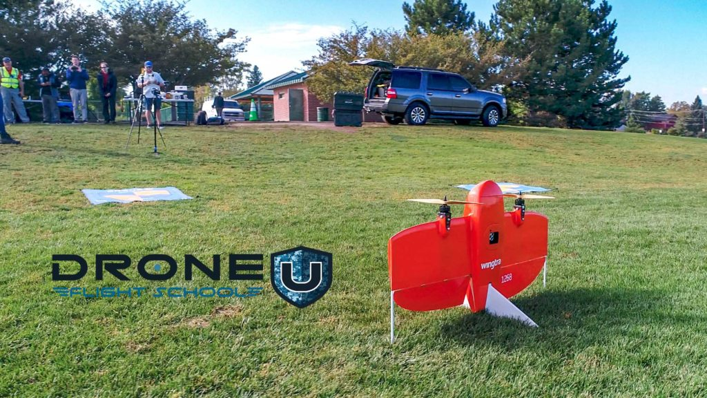best fixed wing construction drone